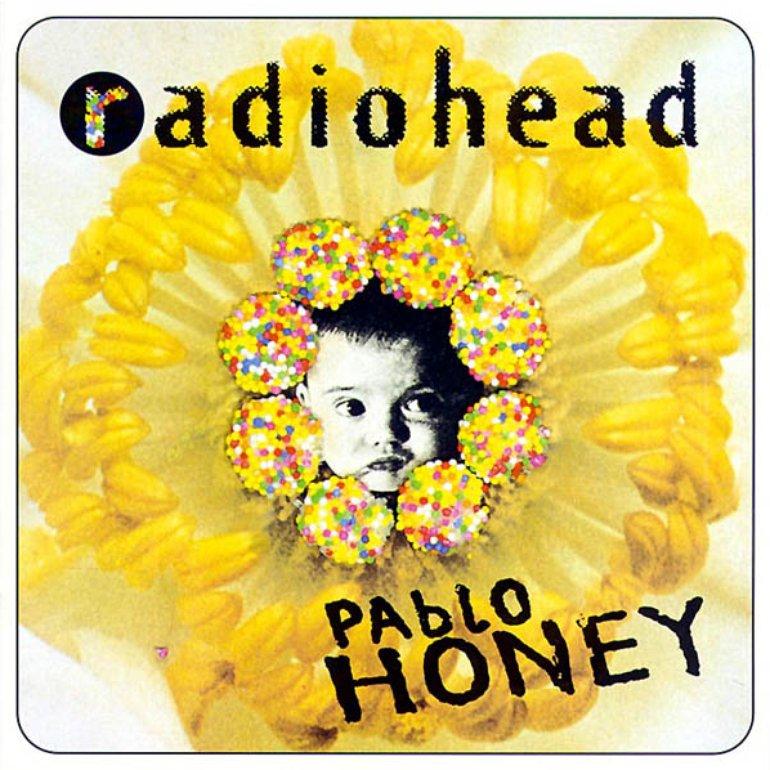 Copertina Disco Vinile 33 giri Pablo Honey di Radiohead