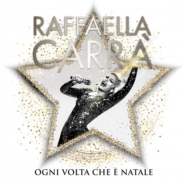 Copertina Vinile 33 giri Ogni Volta che è Natale di Raffaella Carrà