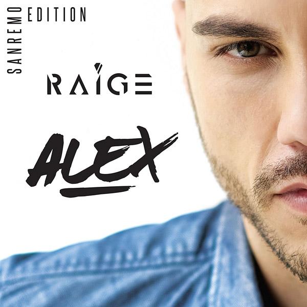 Copertina Vinile 33 giri Alex (Sanremo Edition 2LP) di Raige