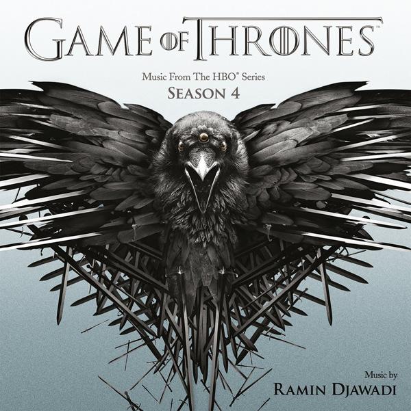 Copertina Disco Vinile 33 giri Il Trono di Spade Stagione 4 [Soundtrack 2xLP] di Ramin Djawadi
