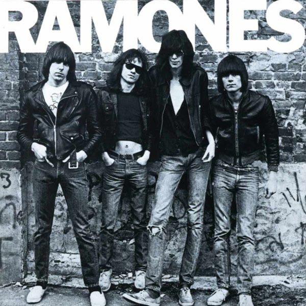 Copertina Disco Vinile 33 giri Ramones di Ramones