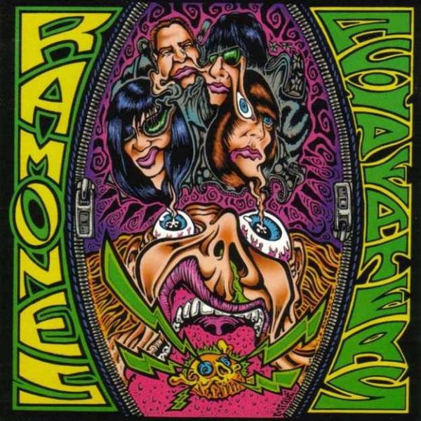 Copertina Disco Vinile 33 giri Acid Eaters di Ramones