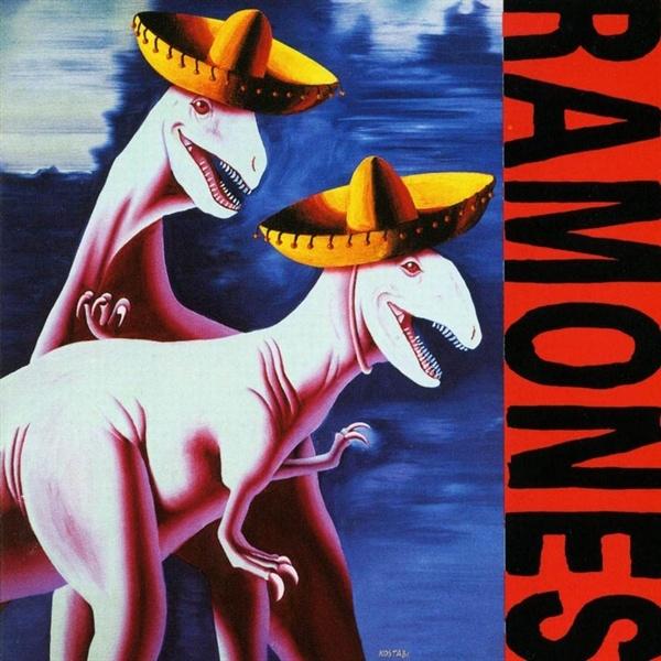 Copertina Disco Vinile 33 giri ¡Adios Amigos! di Ramones