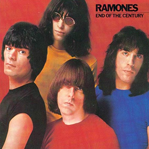Copertina Vinile 33 giri End of the Century di Ramones