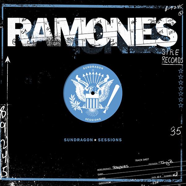 Copertina Vinile 33 giri Sundragon Sessions  di Ramones