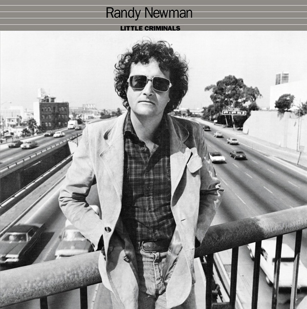 Copertina Disco Vinile 33 giri Little Criminals di Randy Newman
