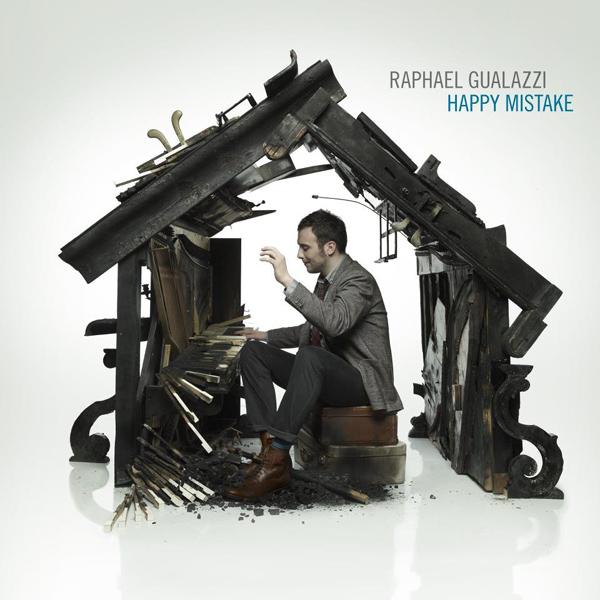 Copertina Disco Vinile 33 giri Happy Mistake [2 LP] di Raphael Gualazzi
