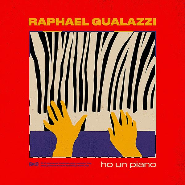 Copertina Vinile 33 giri Ho un Piano di Raphael Gualazzi