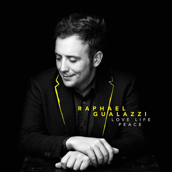 Copertina Disco Vinile 33 giri Love Life Peace [2 LP] di Raphael Gualazzi