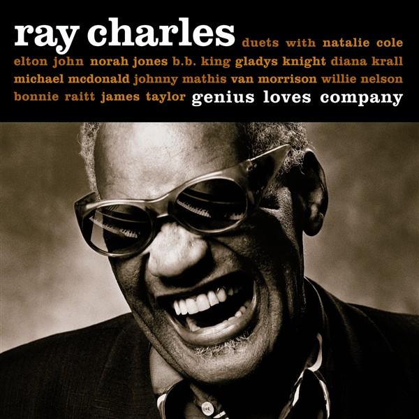 Copertina Disco Vinile 33 giri Genius Loves Company [2 LP] di Ray Charles