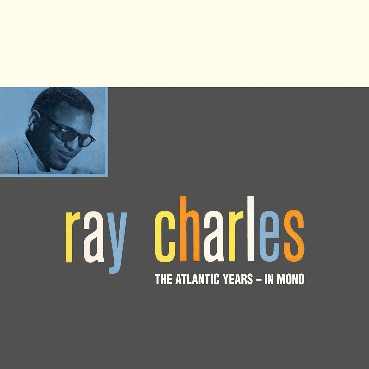 Copertina Disco Vinile 33 giri The Atlantic Years - In Mono [Cofanetto 7xLP] di Ray Charles
