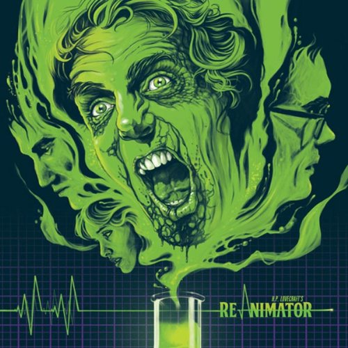 Copertina Disco Vinile 33 giri Re-Animator [Soundtrack LP] di Richard Band