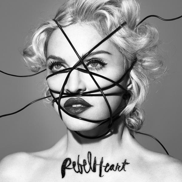 Copertina Disco Vinile 33 giri Rebel Heart [2 LP] di Madonna
