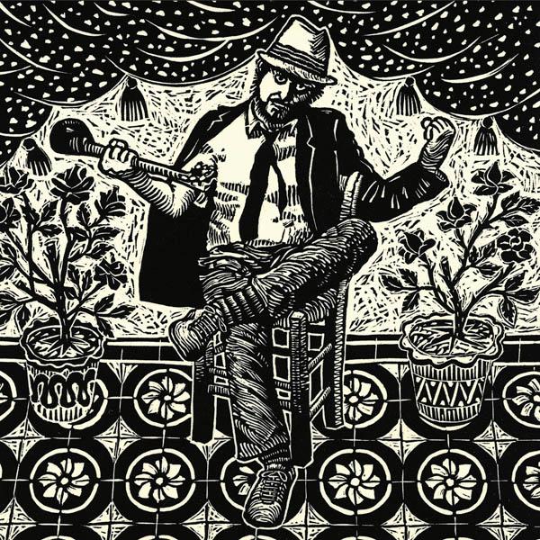 Copertina Disco Vinile 33 giri Rebetiko Gymnastas [2 LP] di Vinicio Capossela