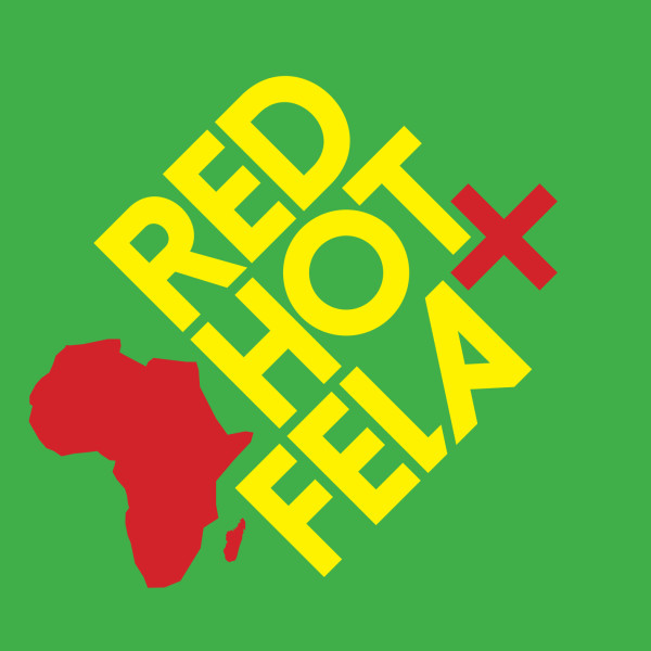 Copertina Disco Vinile 33 giri Red Hot + Fela [2 LP] di