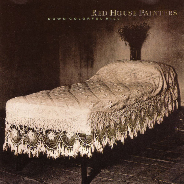 Copertina Disco Vinile 33 giri Down Colorful Hill di Red House Painters