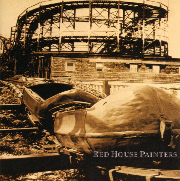 Copertina Disco Vinile 33 giri Red House Painters (Rollercoaster)  [2 LP] di Red House Painters