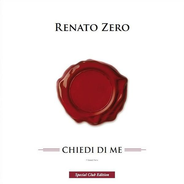 """Copertina Disco Vinile 33 giri Chiedimi Di Me + Madame [Singolo 12"""" Maxi] di Renato Zero"""