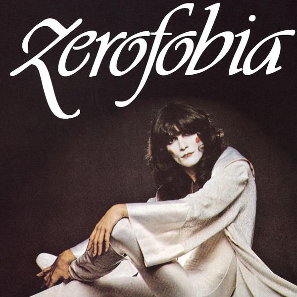 Copertina Disco Vinile 33 giri Zerofobia di Renato Zero