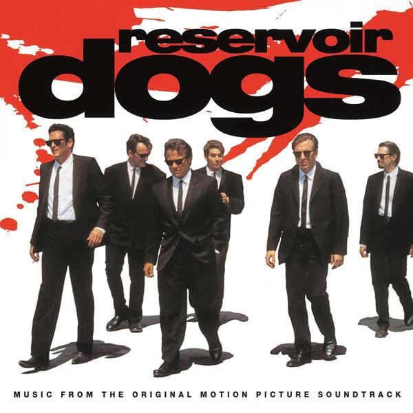 Copertina Disco Vinile 33 giri Reservoir Dogs   Le Iene [Soundtrack LP] di