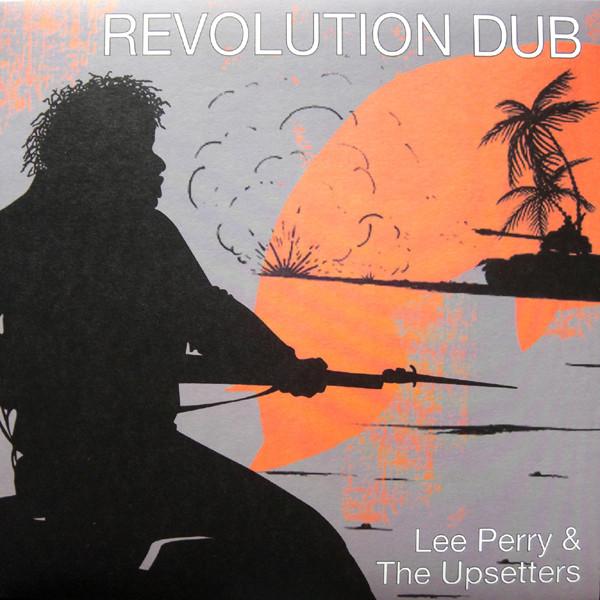 Copertina Disco Vinile 33 giri Revolution Dub di Lee Scratch Perry