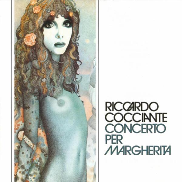 Copertina Vinile 33 giri Concerto per Margherita di Riccardo Cocciante