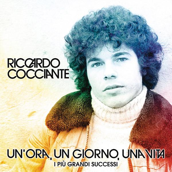 Copertina Vinile 33 giri Un'Ora, Un Giorno, Una Vita [2 LP] di Riccardo Cocciante