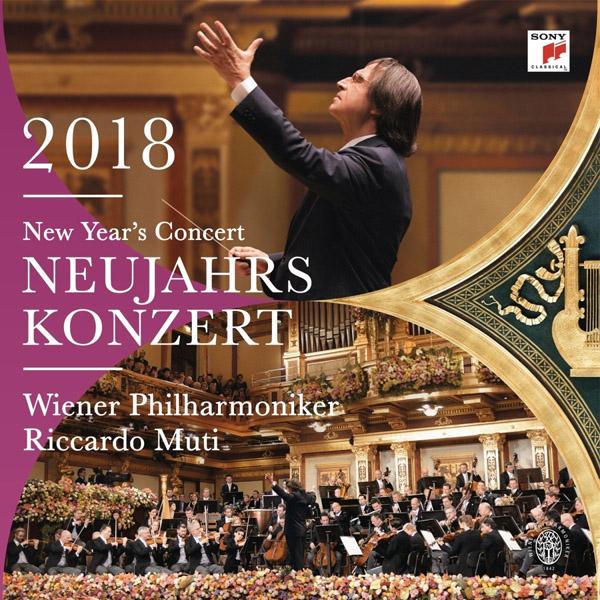 Copertina Vinile 33 giri Concerto di Capodanno 2018 [3 LP] di Riccardo Muti