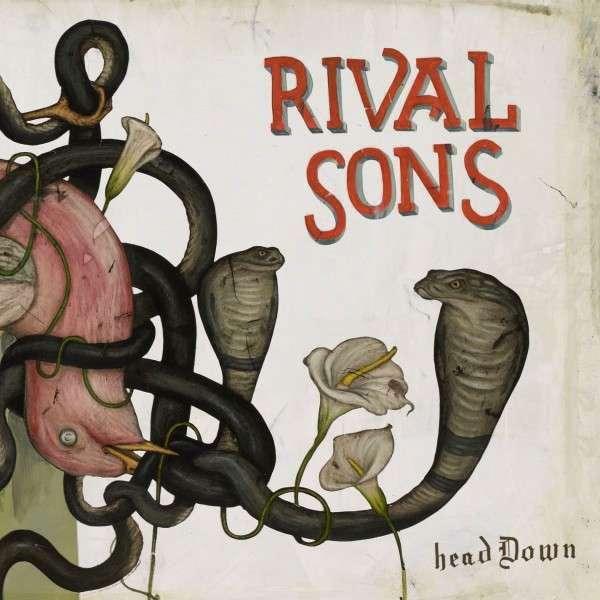 Copertina Disco Vinile 33 giri Head Down [2 LP] di Rival Sons