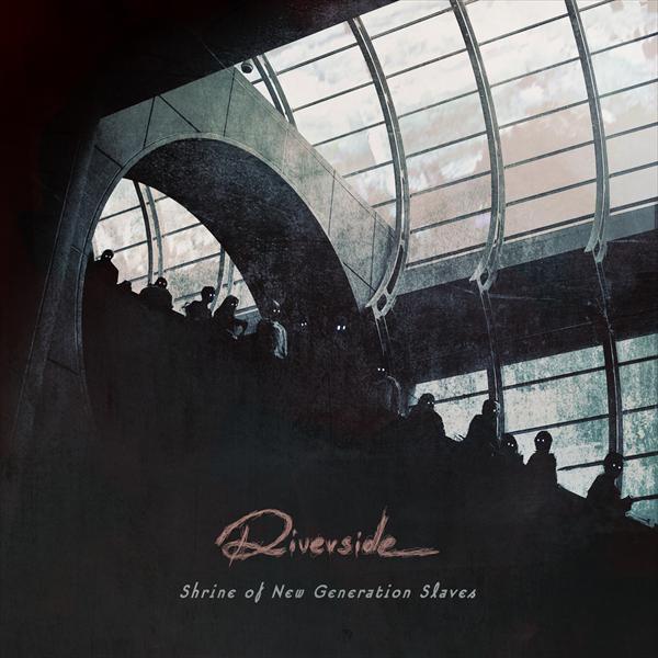 Copertina Disco Vinile 33 giri Shrine of New Generation Slaves [2 LP] di Riverside
