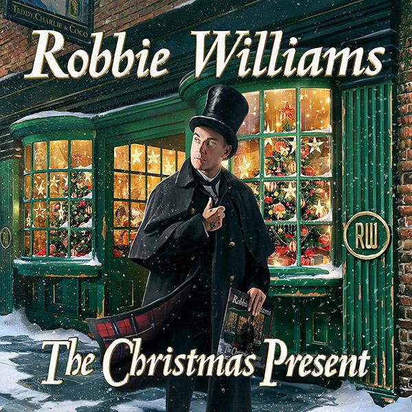 Copertina Vinile 33 giri The Christmas Present [2 LP] di Robbie Williams