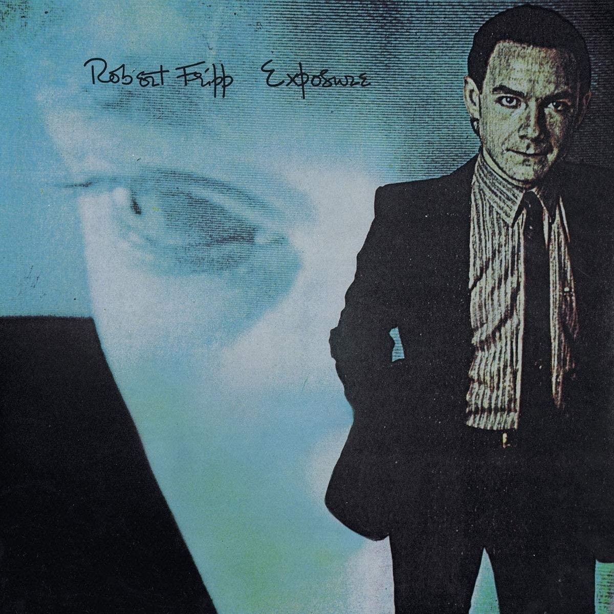 Copertina Vinile 33 giri Exposure [2 LP] di Robert Fripp