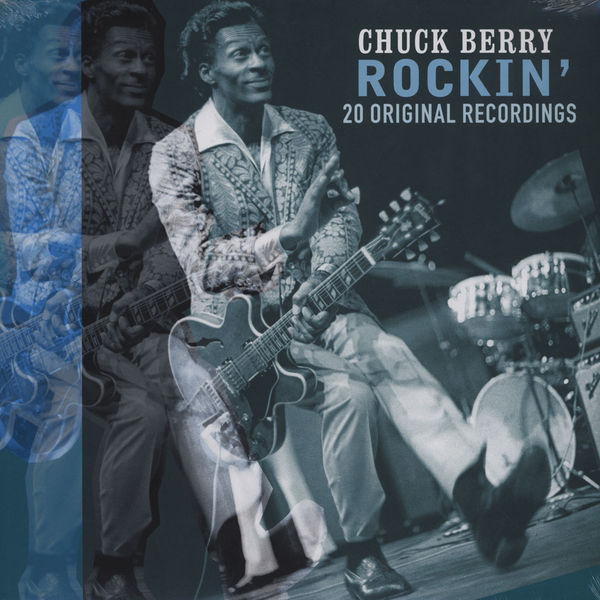 Copertina Disco Vinile 33 giri Rockin di Chuck Berry