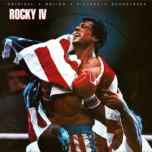Copertina Vinile 33 giri Rocky IV [Soundtrack LP] di