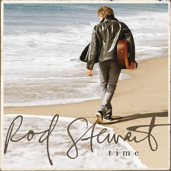 Copertina Disco Vinile 33 giri Time [2 LP] di Rod Stewart