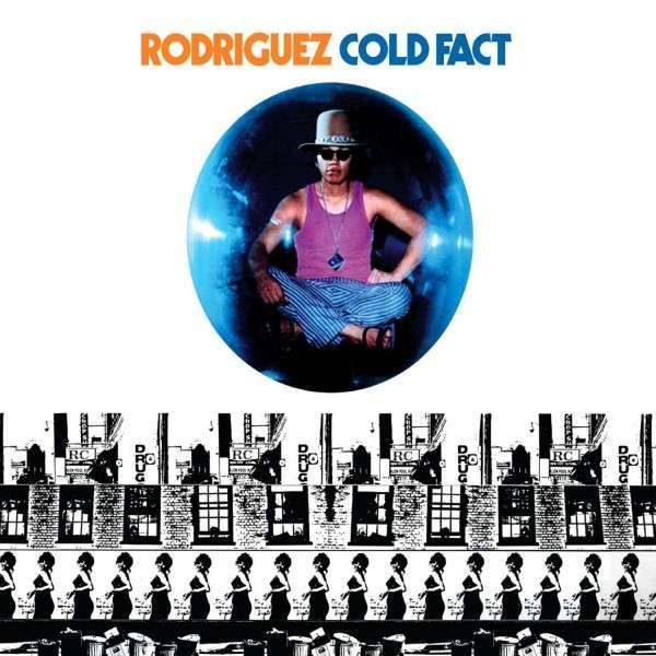 Copertina Disco Vinile 33 giri Cold Fact di Rodriguez