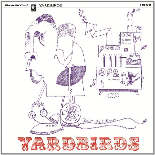 Copertina Disco Vinile 33 giri Roger the Engineer  di The Yardbirds