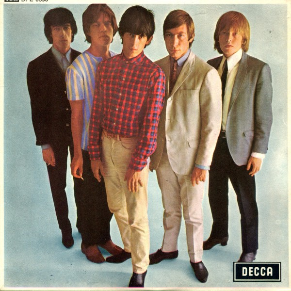Copertina Disco Vinile 33 giri Five by Five [EP 45 Giri] di The Rolling Stones