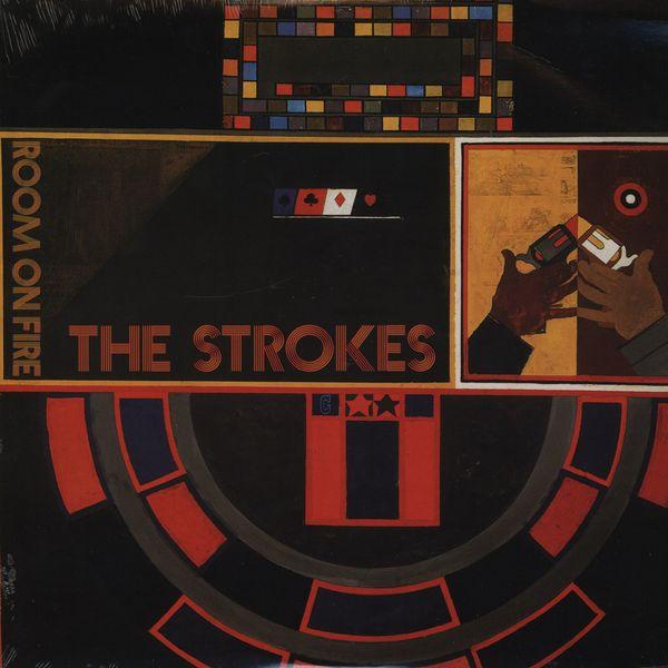 Copertina Disco Vinile 33 giri Room on Fire di The Strokes