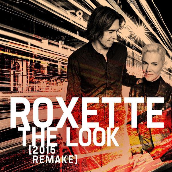 Copertina Disco Vinile 33 giri The Look [Singolo 45 Giri] di Roxette