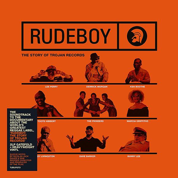 Copertina Vinile 33 giri Rudeboy: The Story of Trojan Records [2 LP] di Artisti Vari