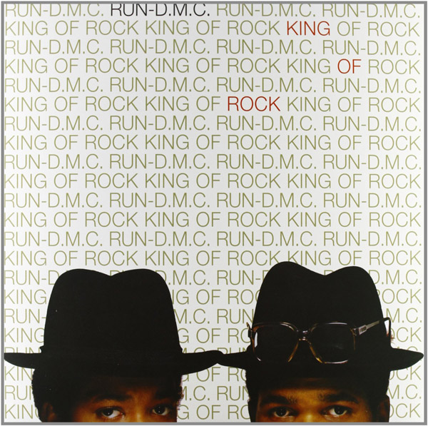 Copertina Disco Vinile 33 giri King of Rock di Run DMC