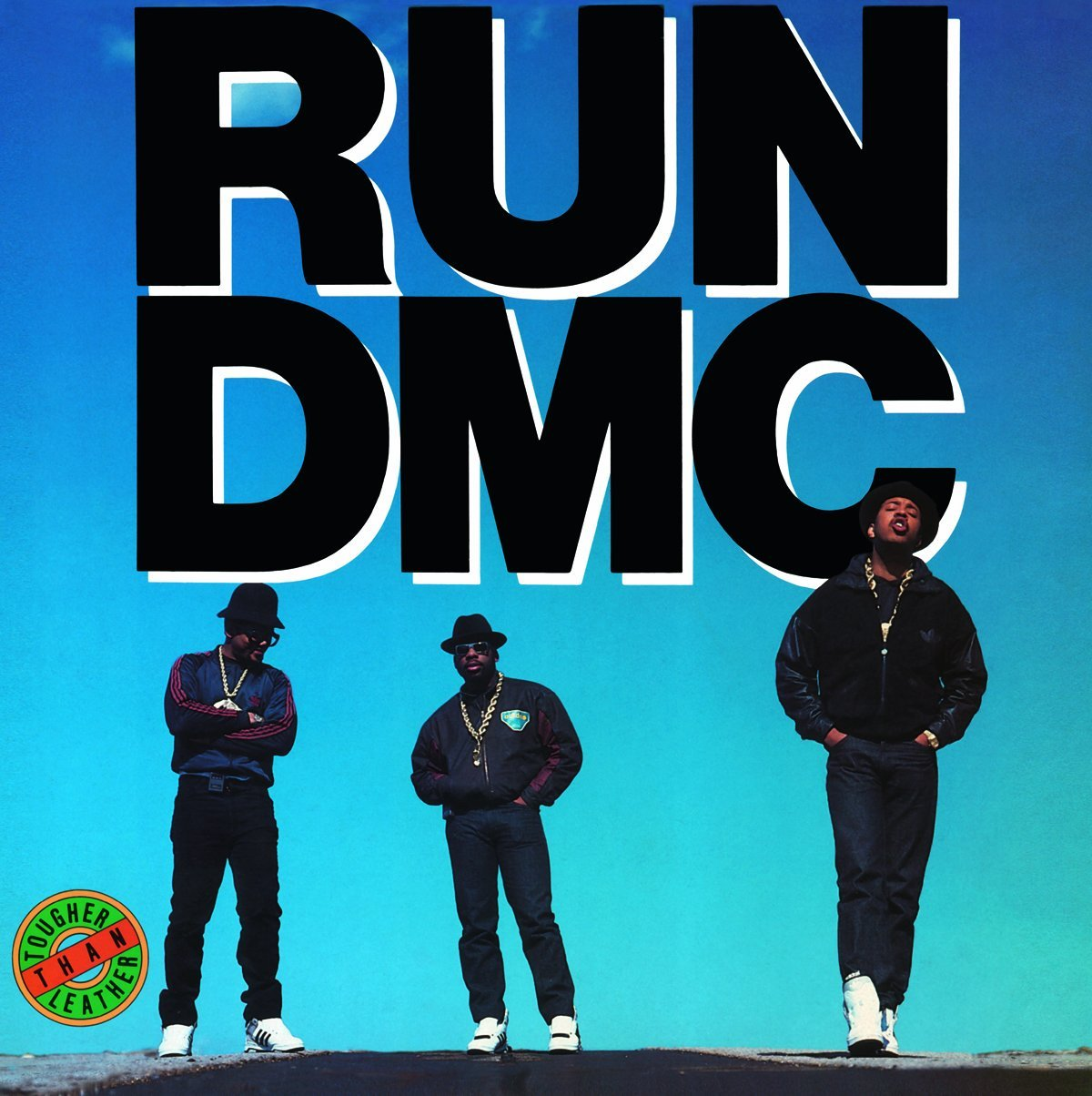 Copertina Vinile 33 giri Tougher Than Leather di Run DMC
