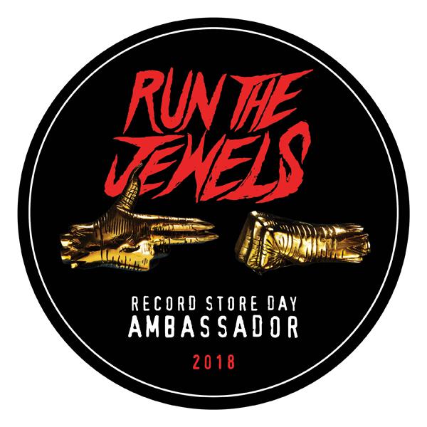 Copertina Vinile 33 giri Stay Gold Collectors Box di Run The Jewels