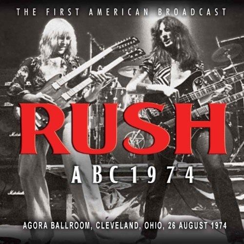 Copertina Disco Vinile 33 giri ABC 1974 [2 LP] di Rush