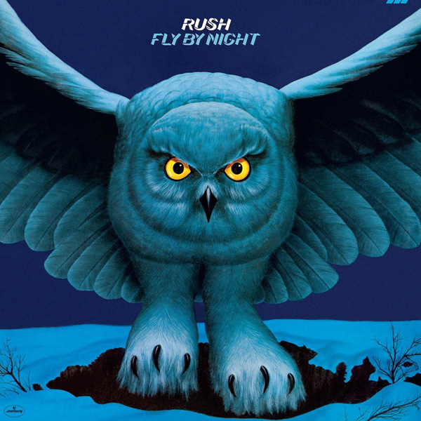 Copertina Disco Vinile 33 giri Fly by Night di Rush