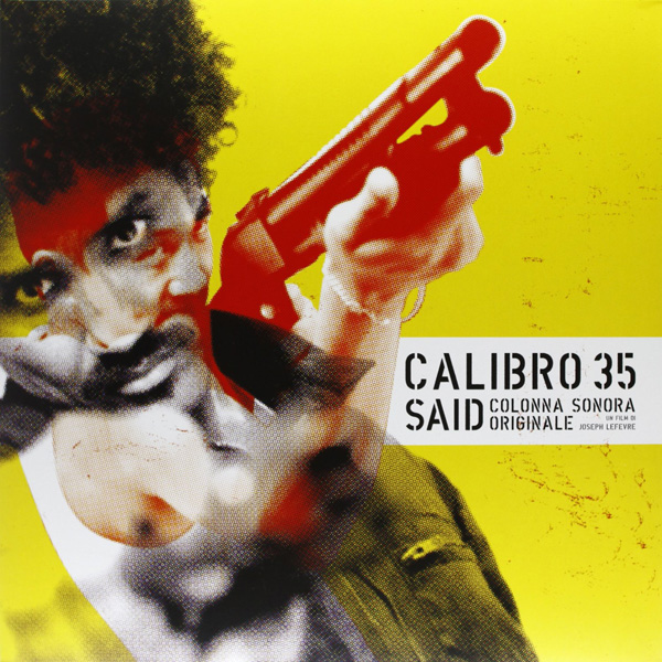Copertina Disco Vinile 33 giri Said [Soundtrack LP] di Calibro 35