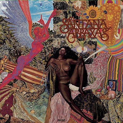 Copertina Disco Vinile 33 giri Abraxas di Santana