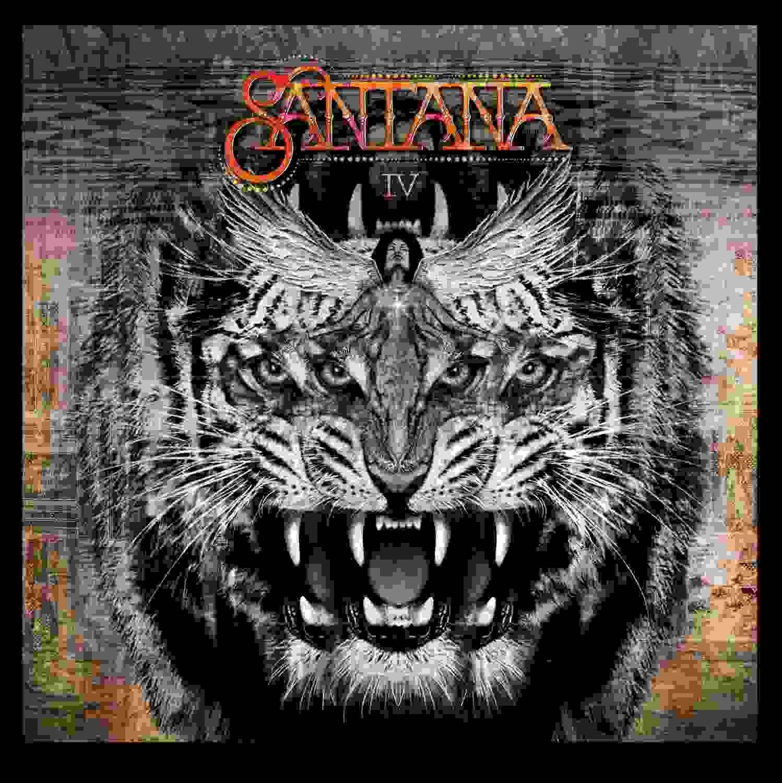 Copertina Disco Vinile 33 giri Santana IV [2 LP] di Santana