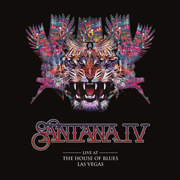 Copertina Disco Vinile 33 giri Live at The House of Blues [3xLP + DVD] di Santana